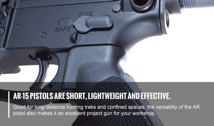 AR-15 Pistol