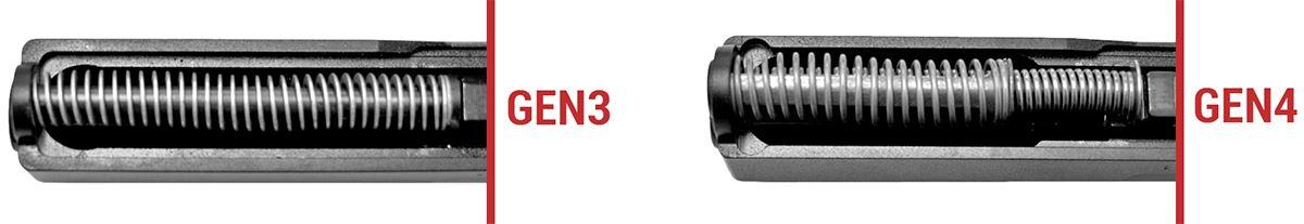 Glock 19 Gen 3 vs Gen 4 Differences