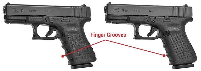 Finger Grooves