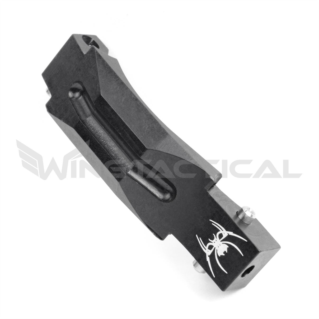 If you aim to build the perfect AR-15, it's important that every last part be made to the highest standards. This is the idea behind the Billet Trigger Guard Gen 2 from Spike's Tactical.