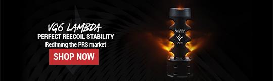 VG6 LAMBDA PRS30 Muzzle Brake