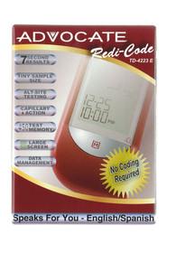 Advocate RediCode Talking Meter - Each