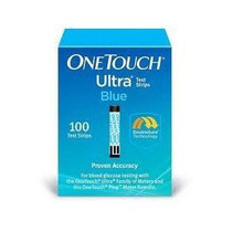 OneTouch Ultra 100s - Box of 100