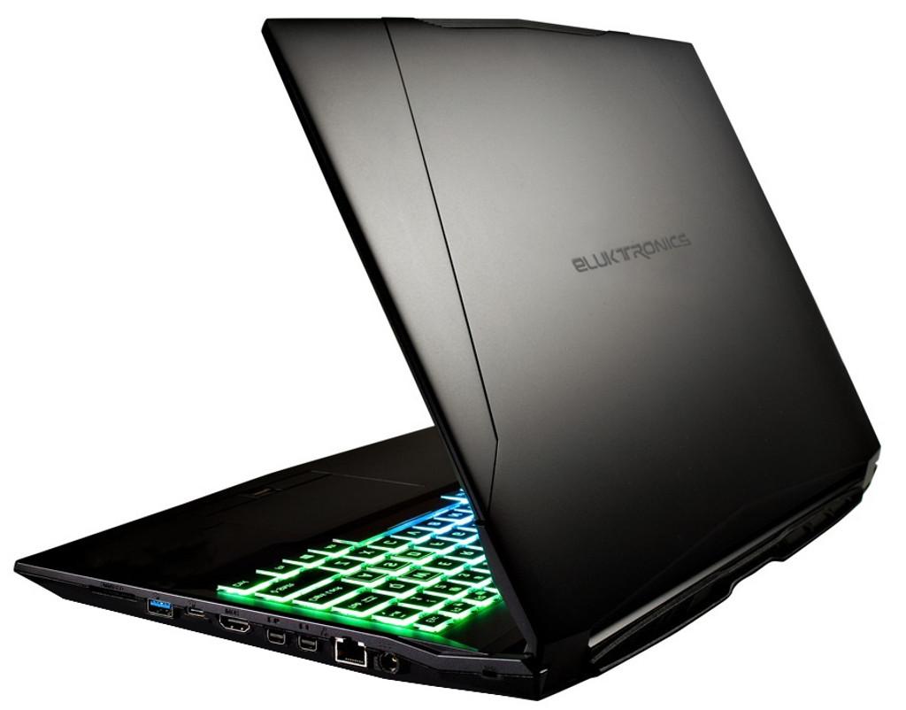 Eluktronics N950KP6 Series 15.6-Inch NVIDIA® GeForce® GTX 1060 Gaming Entertainment Laptop