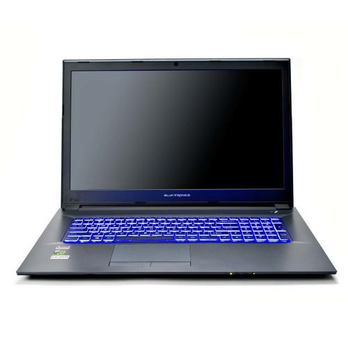 Eluktronics N870HP6 17.3-Inch NVIDIA® GeForce® GTX Performance Entertainment RTS Laptop (256GB SSD + 8GB RAM)
