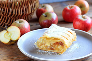 Apple Strudel Pastry