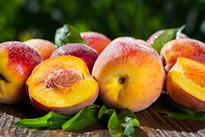 Orchird Peaches