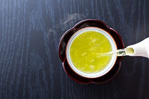 Sencha Cup Tea