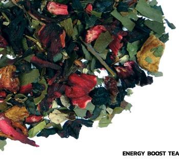 Energy Boost Teas