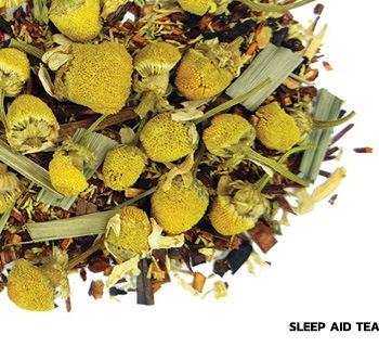 Sleep Aid Teas