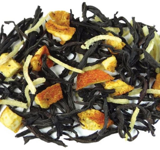 50-50 Delight   Orange Creamsicle Black Tea