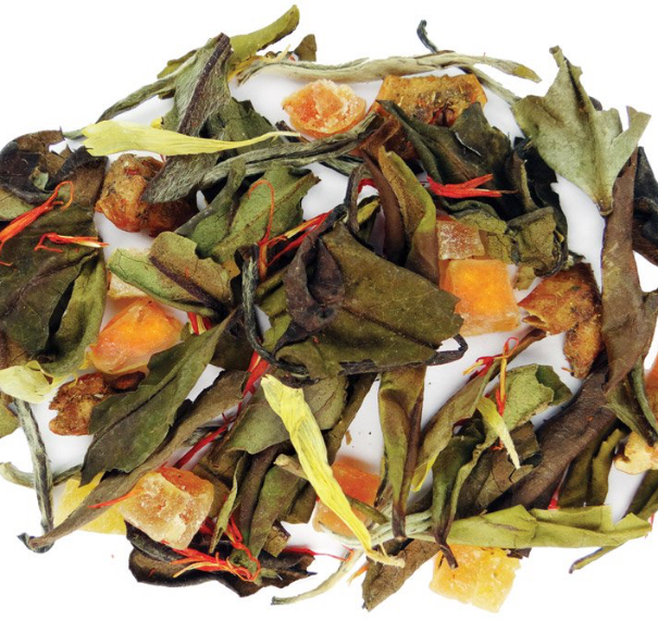 Peach Fuzz White Tea