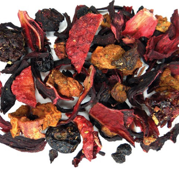 Strawberry Fields Hibiscus Fruit Tisane