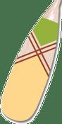 Harvest Geometric Paddle