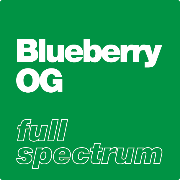 full spectrum blueberry OG terpene blend for sale