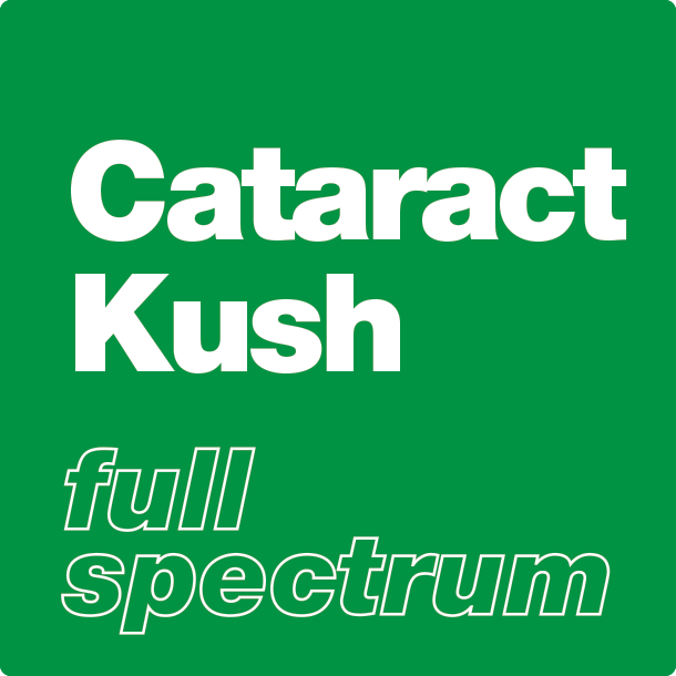 full spectrum cataract kush terpene blend for sale