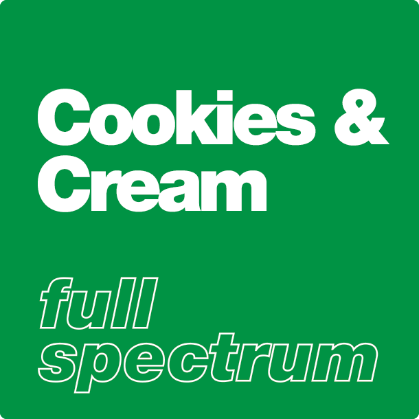 full spectrum cookies and cream terpene blend for sale