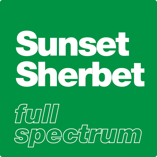 full spectrum sunset sherbet terpene blends for sale