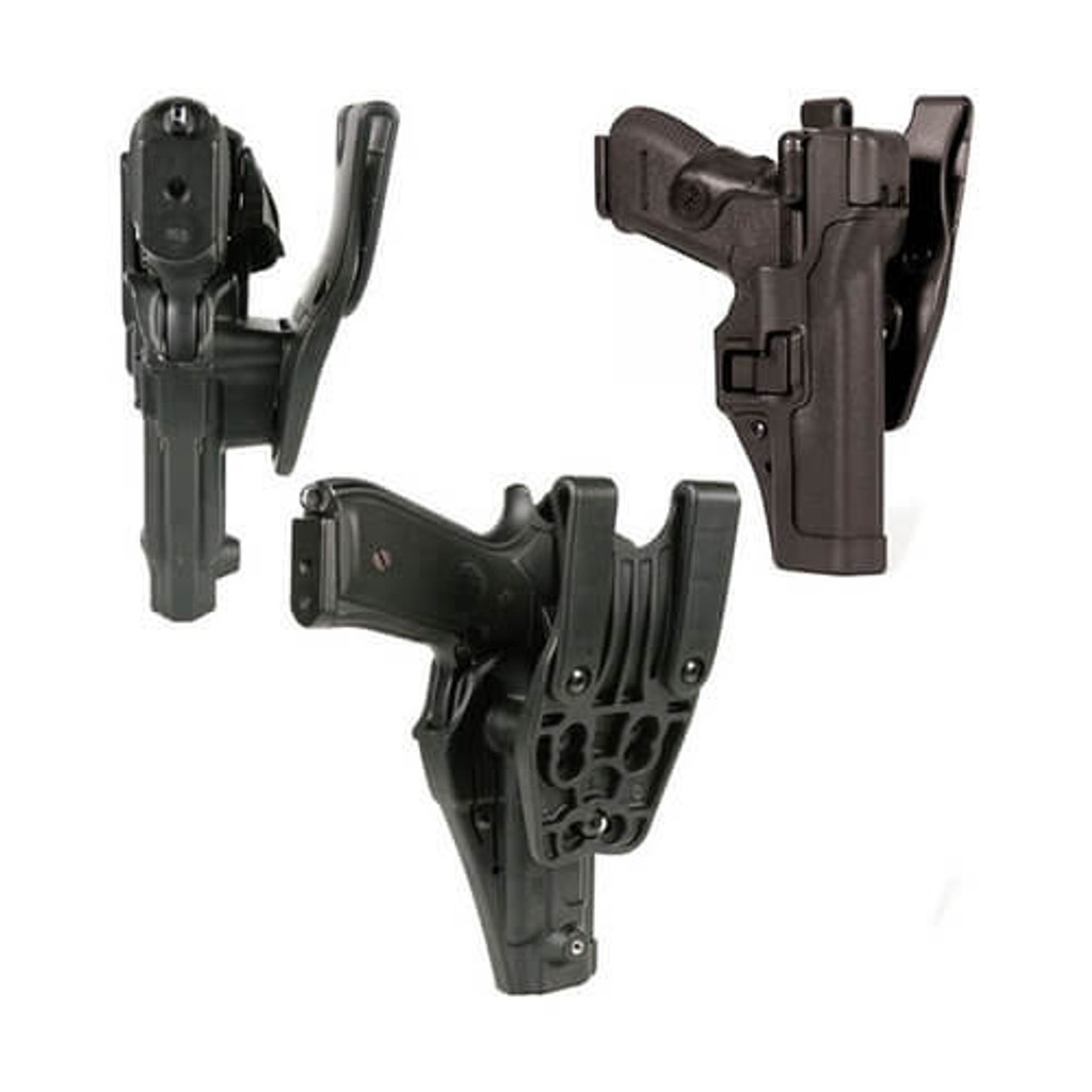 Blackhawk SERPA Duty Holster LEVEL 3 - Fits GLOCK (RIGHT HAND)