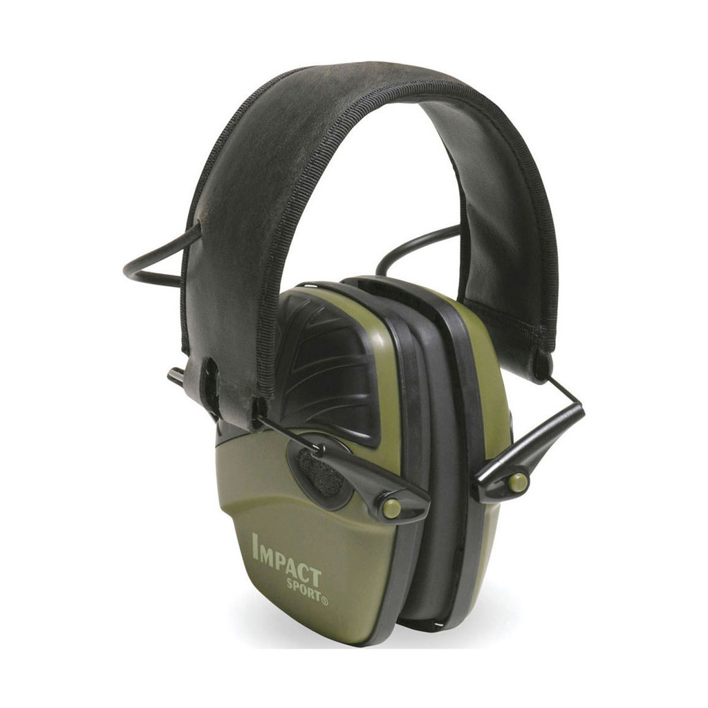 Howard Leight Impact Sport ELECTRONIC EARMUFF (Folding)