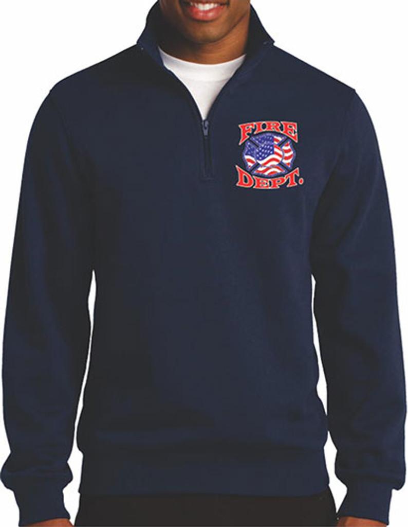 Sport-Tek 1/4 Zip Premium Fleece Sweatshirt