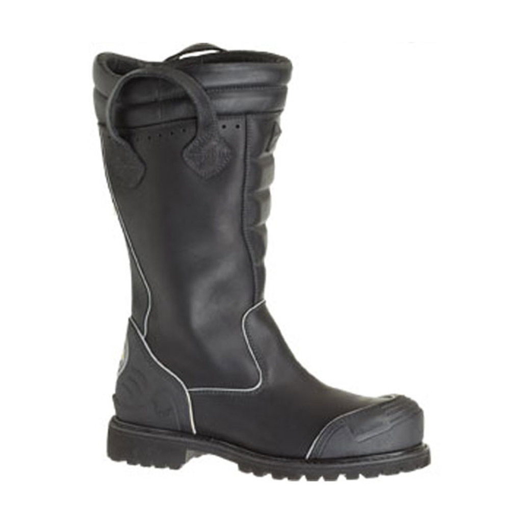 "Thorogood Power HV Leather 14"" Structural Bunker Boot"