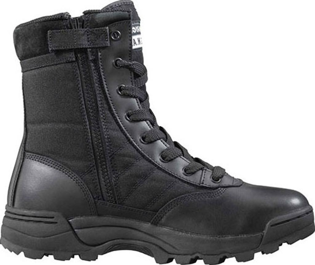 "Original SWAT Women's Classic 9"" Duty Boot(Side Zip)-FireStoreOnline"