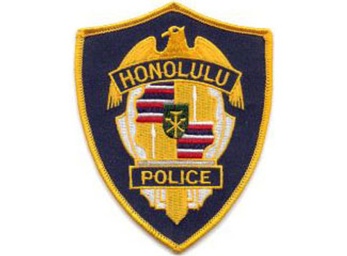 Patch - Honolulu Police Department