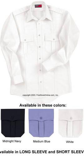 Red Kap Upgraded Uniform Shirt SHORT SLEEVE