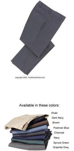 Red Kap Men's Wrinkle Resistant Cotton Pant
