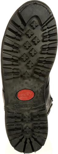 Rocky Waterproof Side Zipper Jump Boots