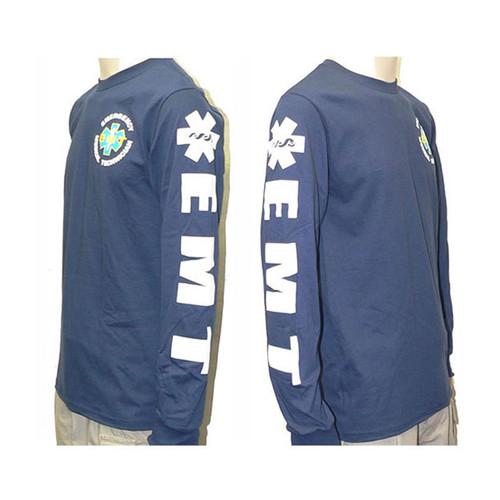 EMT LONGSLEEVE Duty T-Shirt (w/Sleeve Prints)