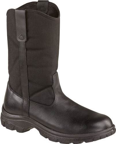 "Thorogood SoftStreets 10"" Wellington Non-Safety Boots - Size 9 Reg [Discount 50%]"