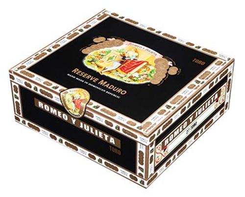 Romeo y Julieta Reserve Maduro Belicoso 52x6-1/8