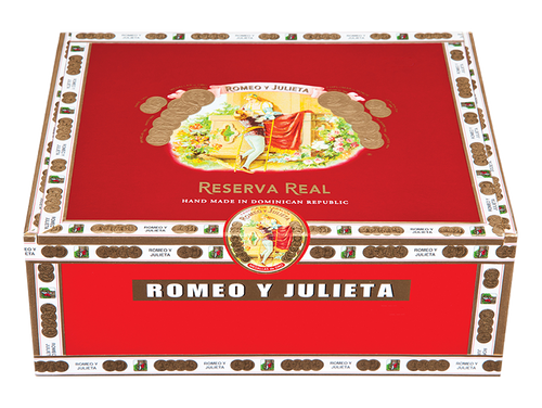 Romeo y Julieta Reserva Real Verona's Court en Tubo 44x5.5