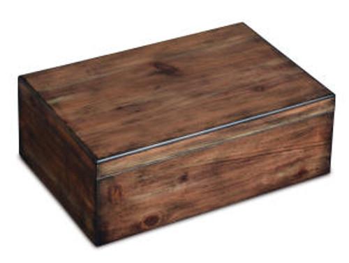 Craftsman's Bench cigar humidors Laredo