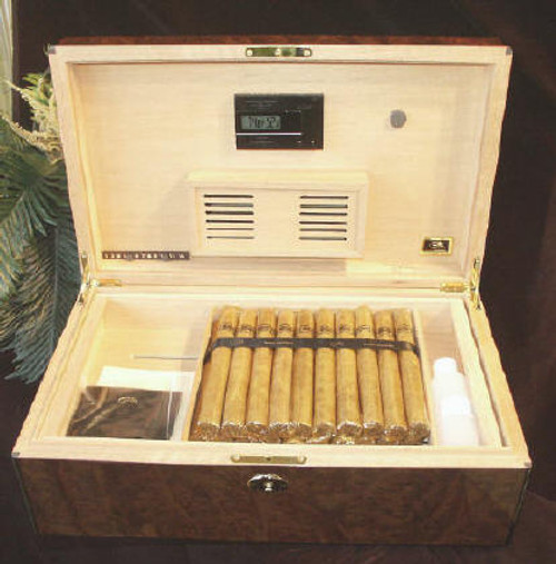 The Daniel Marshall 20th Anniversary Treasure Chest Humidor