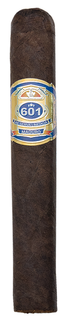601 Blue Label Maduro Torpedo
