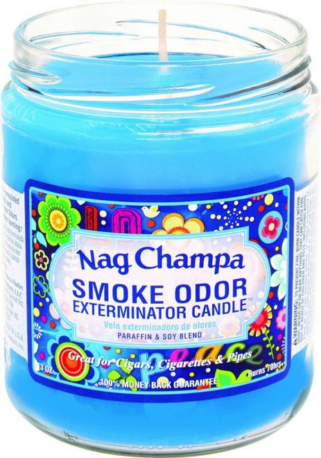 Smoke Odor Candle Nag Champa