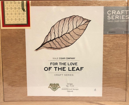 Viaje 2018 For the love of the leaf (6 x 52)