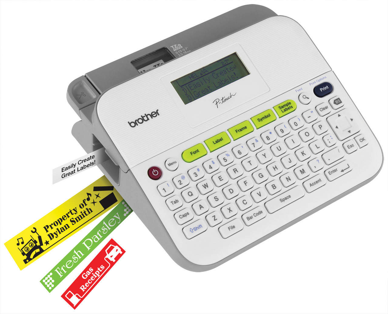 Brother Color Label Printers