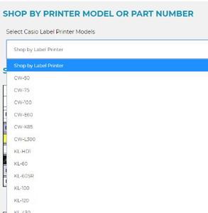 Shop By Printers
