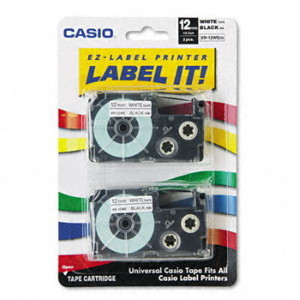 Casio Labels