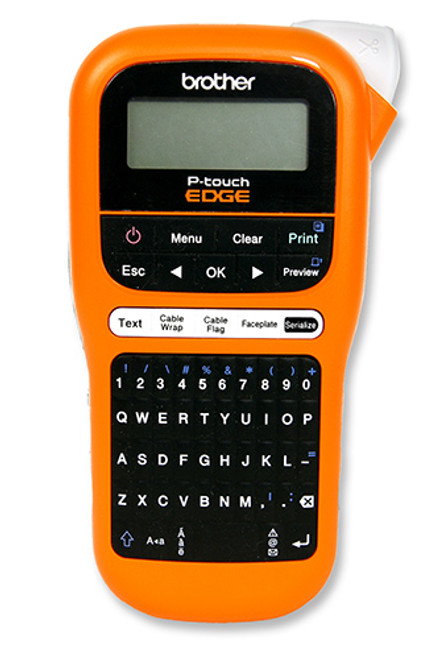 Brother Ptp300bt Cube Smartphone Dedicated P Touch Label Maker With