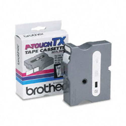 Brother TX-1551 p-touch labels