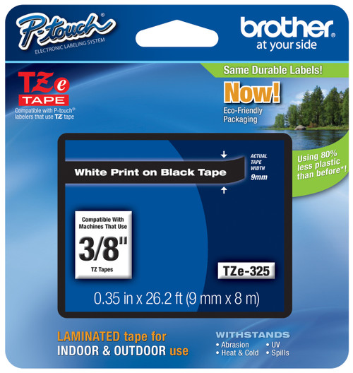Brother TZ-325 p-touch tape
