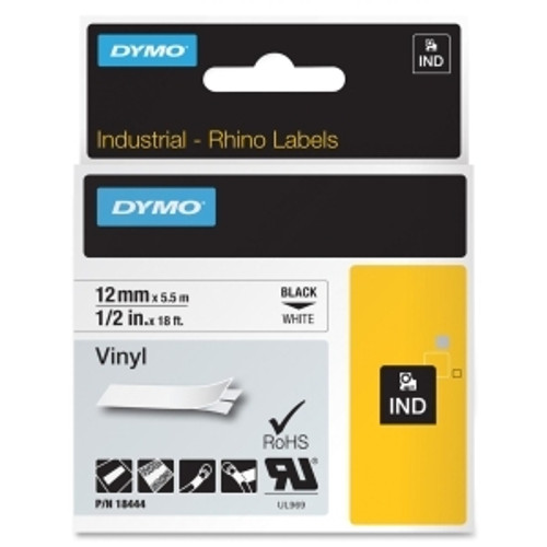 Dymo IND 18444 vinyl label