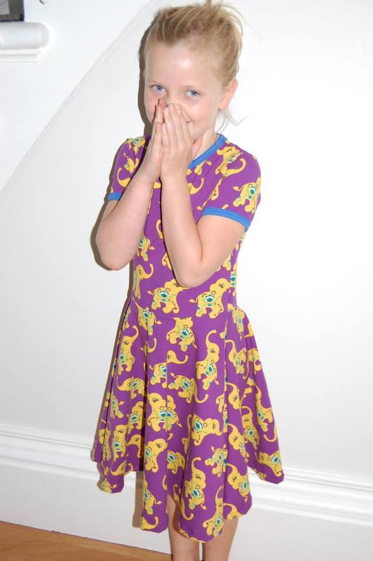 The Tove Dress