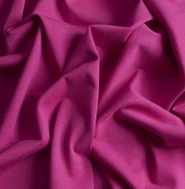 Fuchsia Jersey