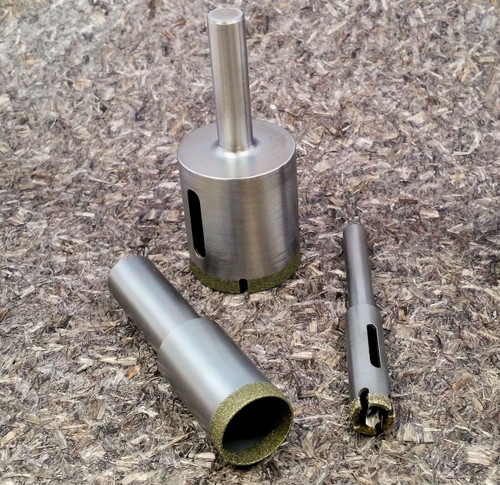 """1/2"""" Mounted Diamond Core Drill"""